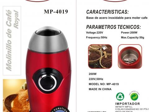 Molinillo MP4019