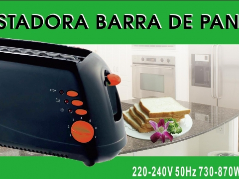 Tostadora MP1407